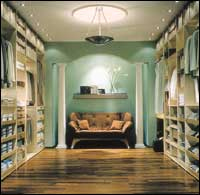 The Luxurious Closet