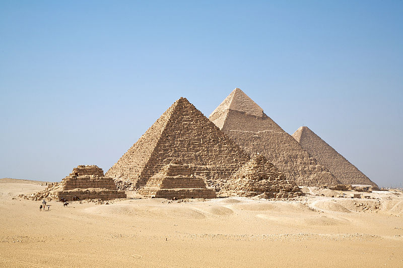 Tourism in Egypt Implodes