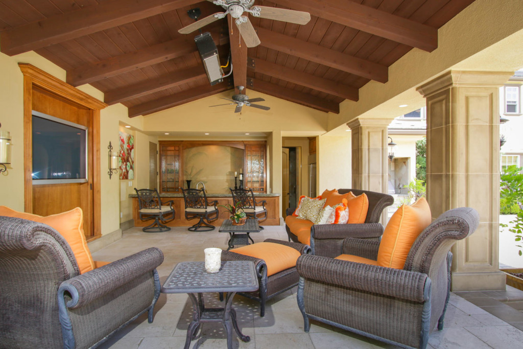 Rooms for Outdoor entertaining