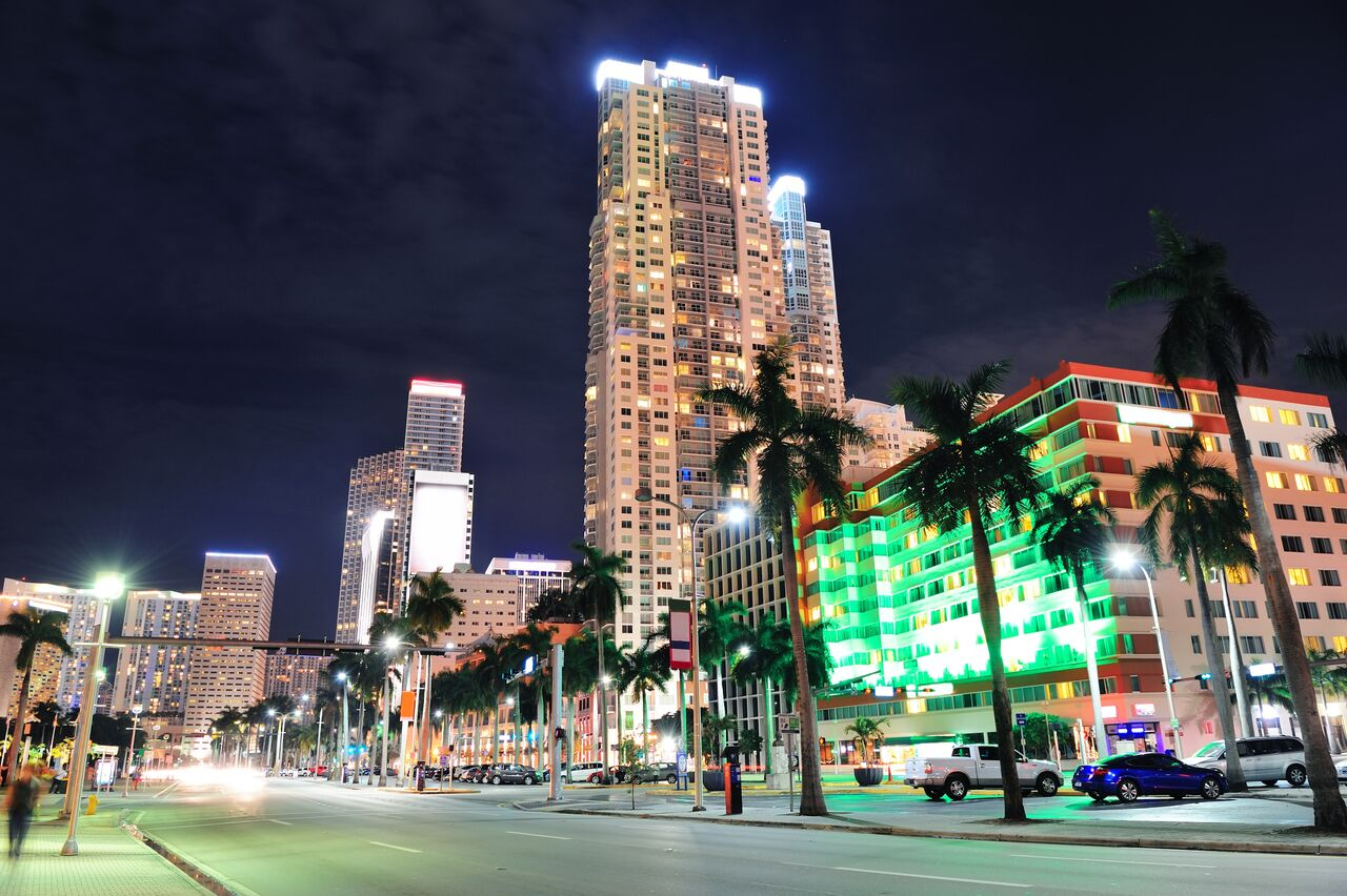 Hotels In Miami Downtown  Stars